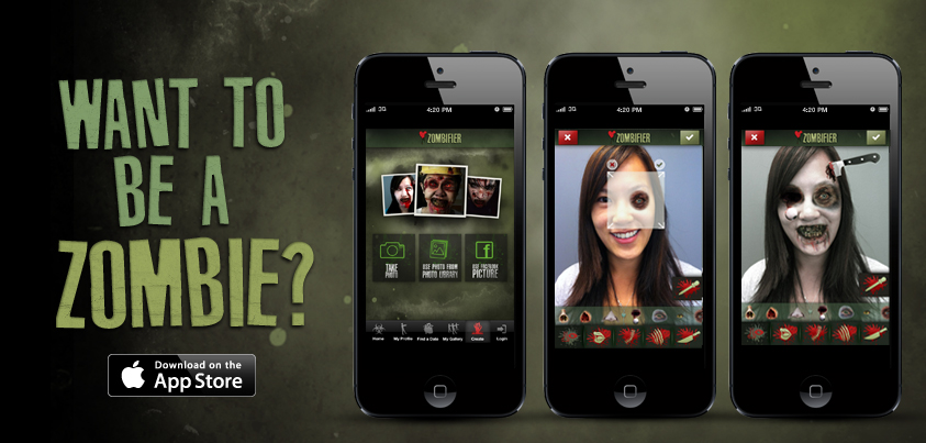 Zombifier online dating