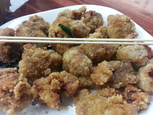 Tapioca Cafe - Salt & Pepper Chicken Nuggets
