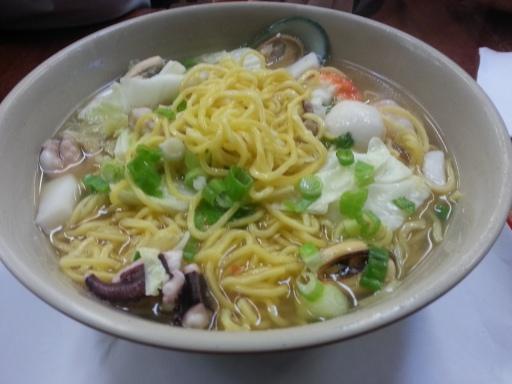 Tapioca Cafe-Seafood Noodle Soup