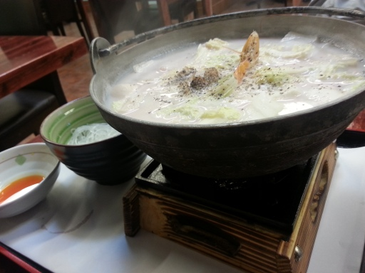 Tapioca Cafe-Milky Hot Pot