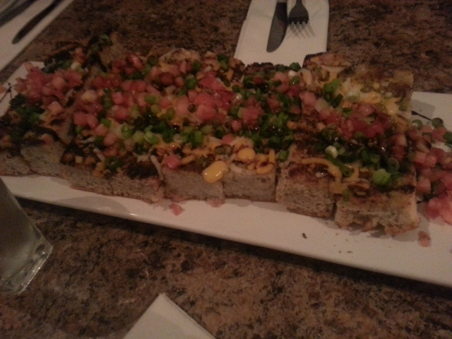 Mitch Miller's - Toasted Focaccia