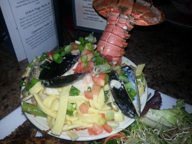 Mitch Miller's - Lobster Prawn Mussel Gluten Free Pasta