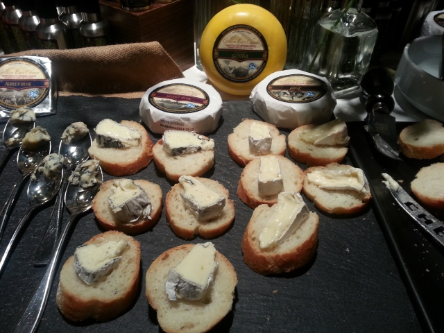 Giovane Market Tasting - Golden Ears Cheese