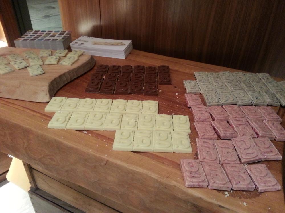 Giovane Market Tasting - Beta 5 Chocolates