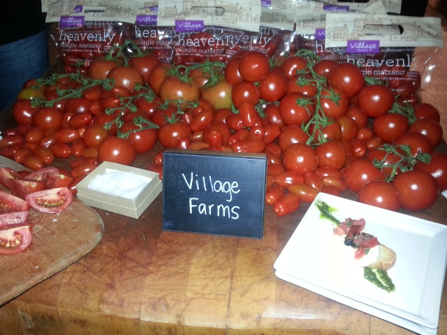 Giovane Market Tasting - Village Farms
