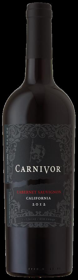 Carnivor 2012 CI California Cabernet Sauv 750ml[1]
