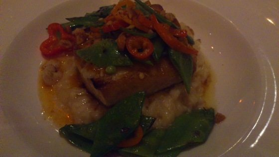 The Tonga Room - Mango Glazed Mahi Mahi