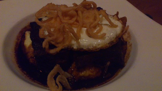 The Tonga Room - Braised Niman Short Ribs