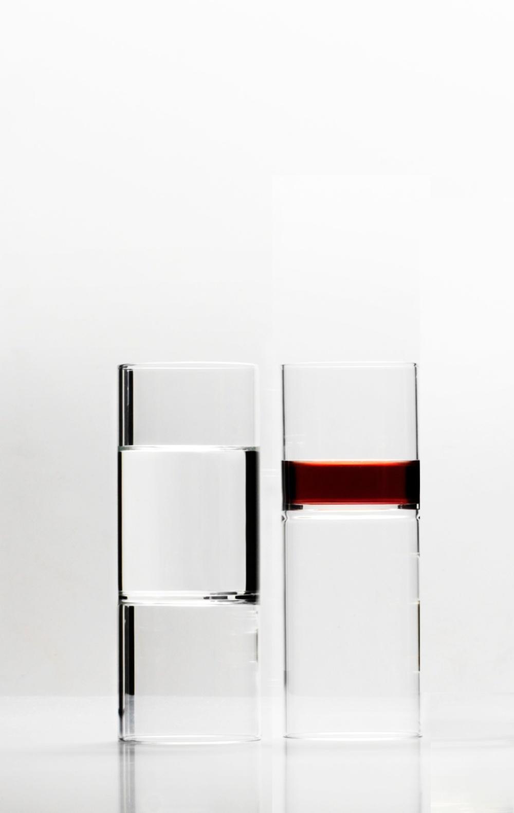 LibaStyle.com FFerone Glassware Wine and Water