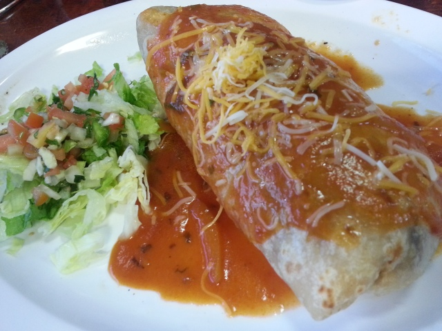 La Gloria - Burrito