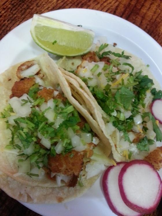 La Gloria - Fish Tacos