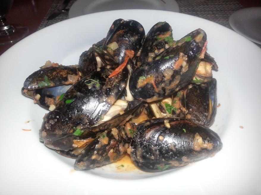 Tapenade Bistro - Salt Spring Mussels