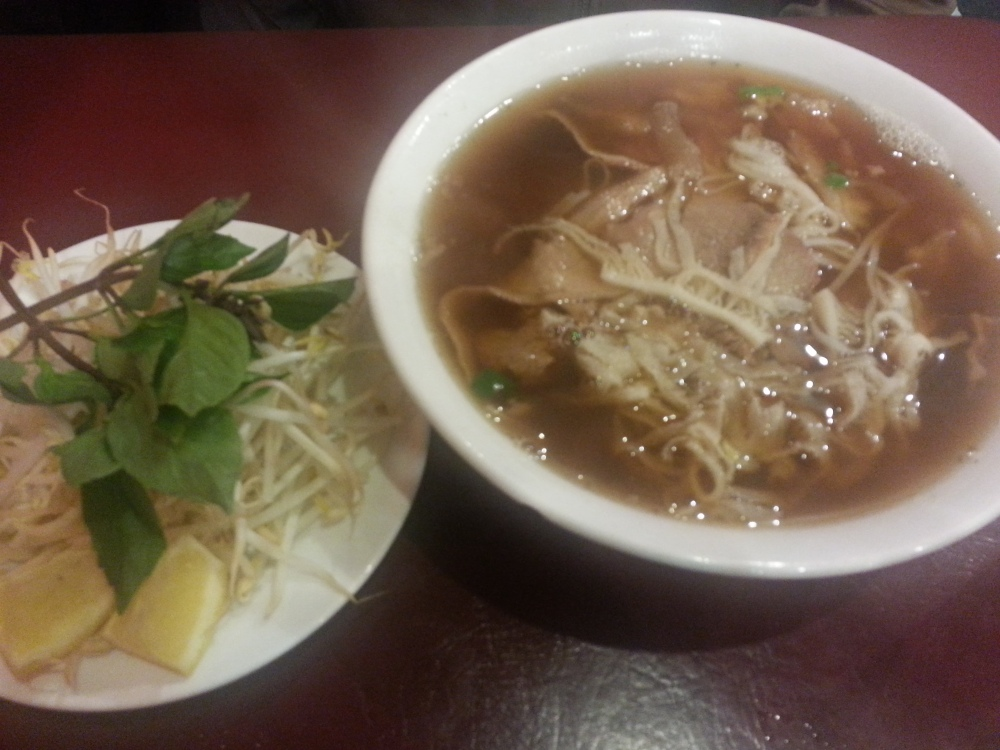 Pho T&T - Adventurer's Choice Noodle Soup