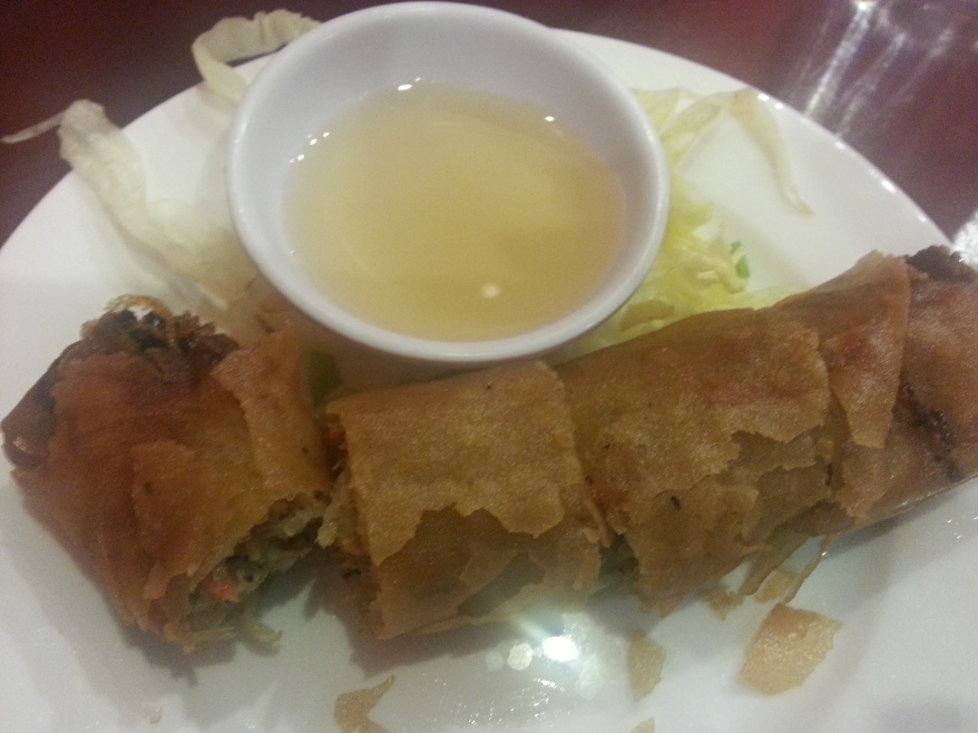 Pho T&T - Vietnamese Spring Roll