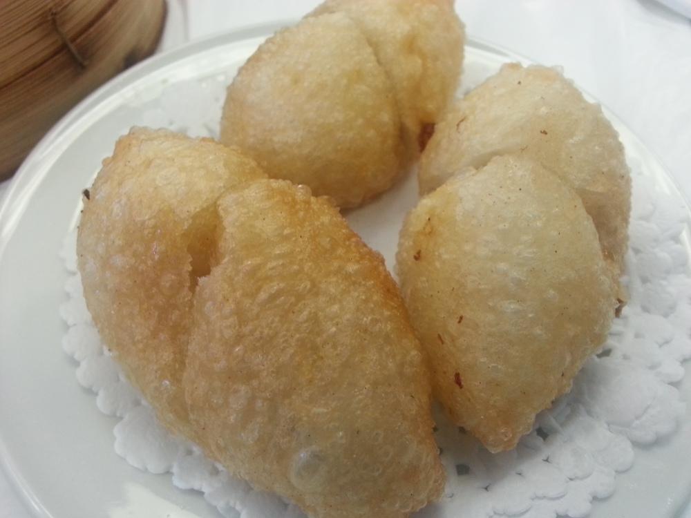 Spring Garden - Deep Fried Glutinous Rice Dumpling