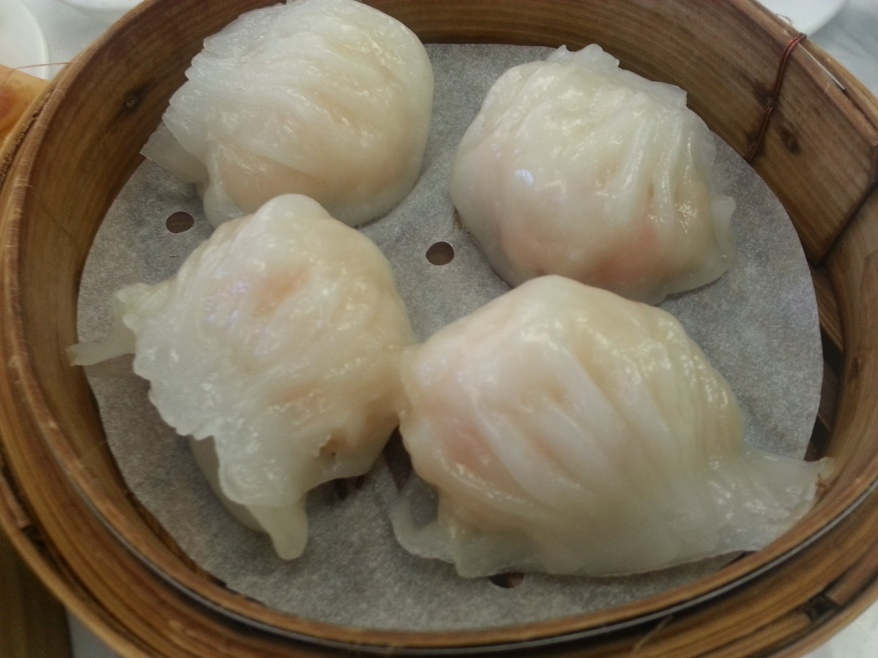 Spring Garden - Crystal Shrimp Dumplings