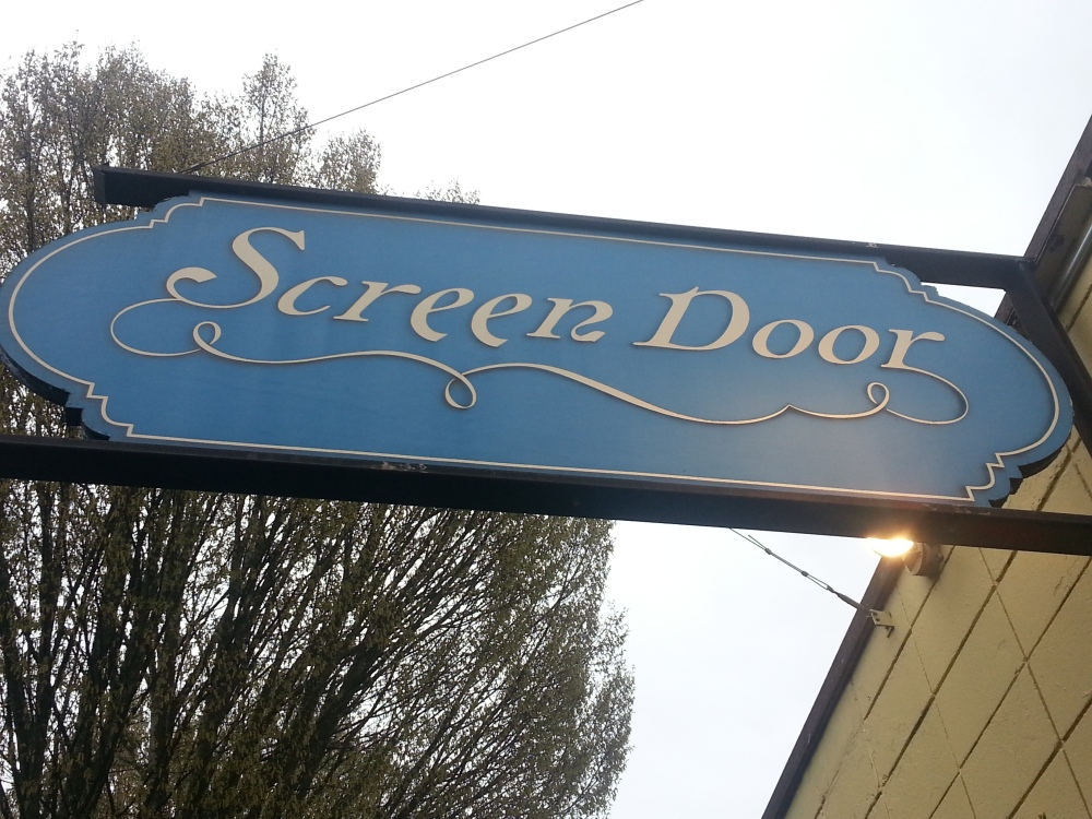 Screen Door Portland