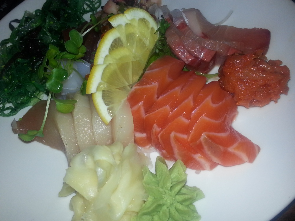 Aji Bistro - Assorted Sashimi