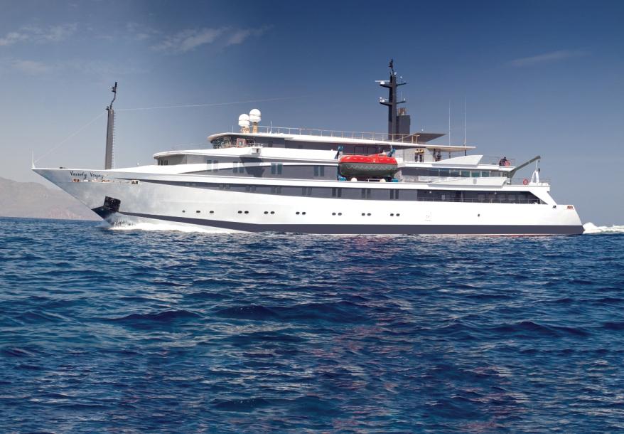 Variety Cruises Mega Yacht Variety Voyager