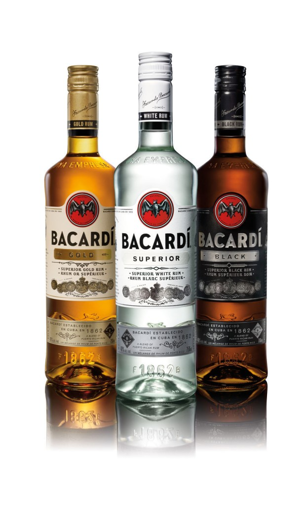 BACARDI CANADA INC. - BACARDI® Rum unveils bold new pack design
