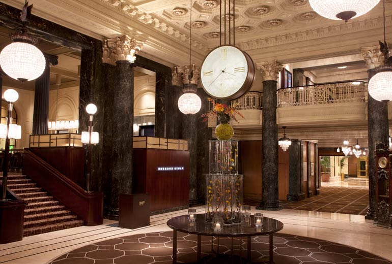 Image courtesy of Westin website