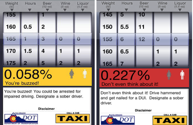 R-U-Buzzed-BAC-Calculator-App