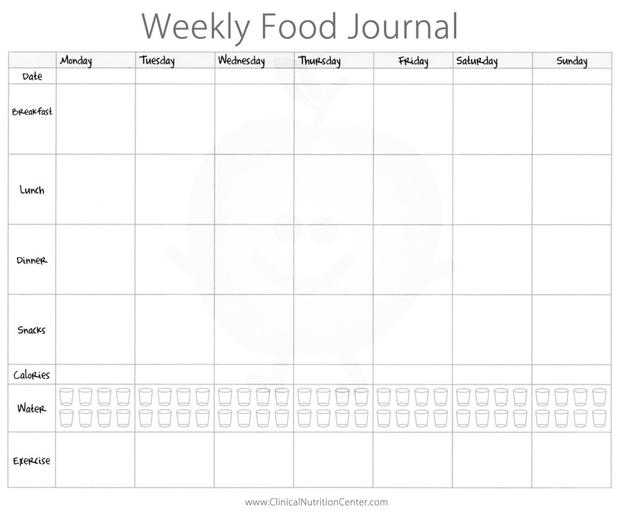 food-journal