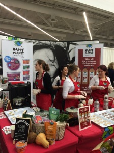 Happy Planet Gluten-Free Expo
