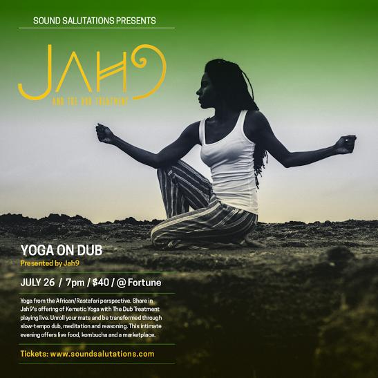 Yoga on DubI