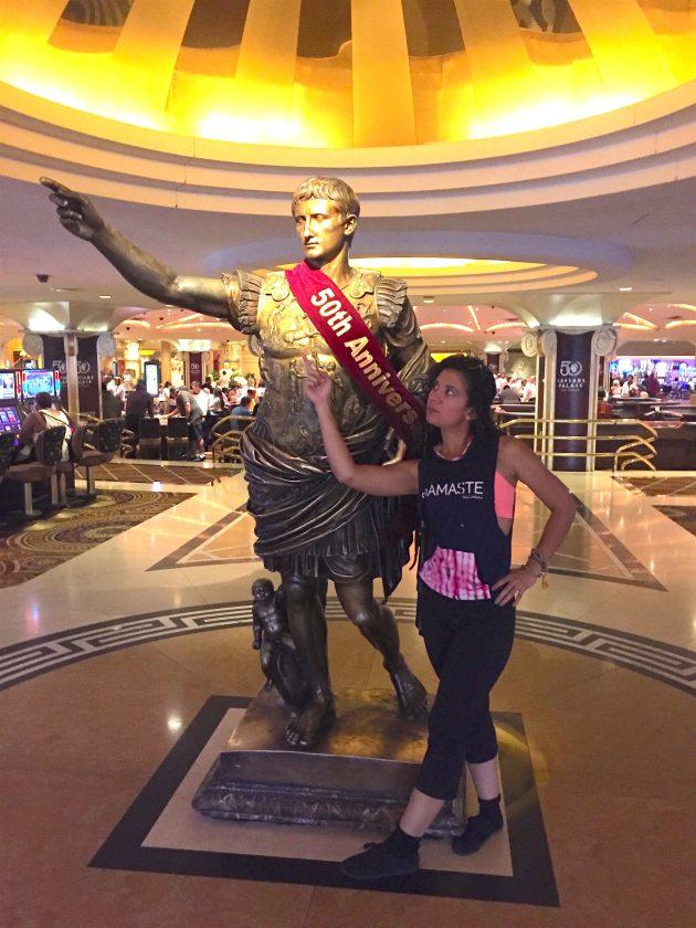 Caesar's Palace - Vegas