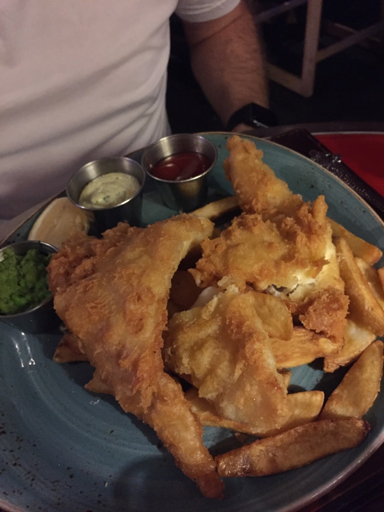 Ramsay Fish and Chips - Vegas