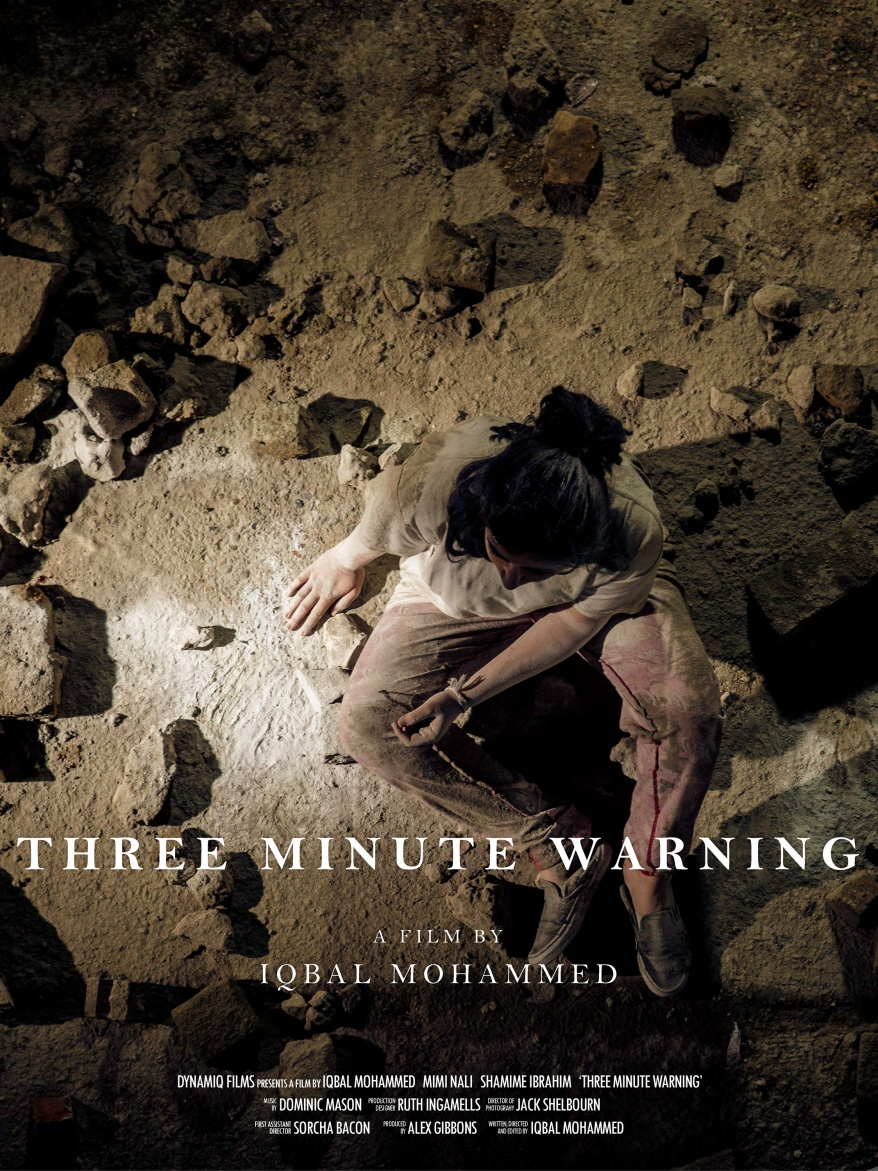 three-minute-warning-poster