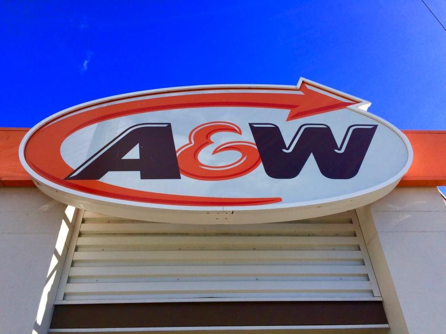 A&W Restaurant - Fast Food Chain