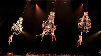 Photo Credit: Cirque du Soleil Corteo Facebook https://www.facebook.com/Corteo/