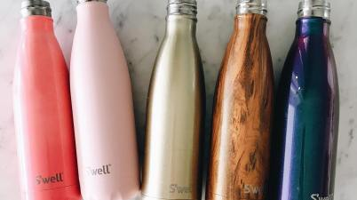 Photo credit: S'Well Bottle Facebook https://www.facebook.com/SwellBottle