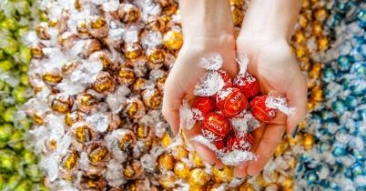 Photo credit: Lindt Chocolate Canada https://www.facebook.com/lindtchocolatecanada/