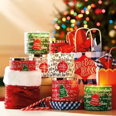 Photo credit: Bath & Body Works Canada www.facebook.com/bathandbodyworkscanada/